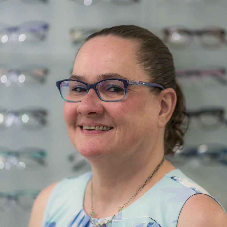 barbara optician meet the staff